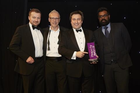 Property Newcomer of the Year Sponsored by Malcom Hollis